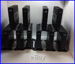 Lot of 10 Dell Wyse DX0D (D00DX) Thin Client 2GB Flash 2GB RAM 909639-04L
