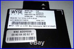 Lot of 10 WYSE P25 TERA2 512R RJ45 US Thin Client Model PxN