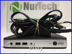 Lot of 10 WYSE Zero Thin Client PxN-P25-TERA2 512R VMWare Horizon + power supply