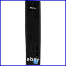 Lot of 16 Dell WYSE 7020 Thin Client QC GX-420CA 2.0GHz 4GB 128GB SSD with Power