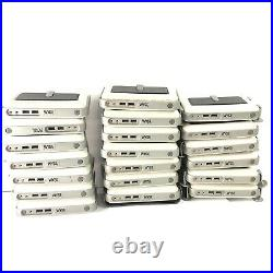 Lot of (19) Wyse SX0 S10 902113-01L Thin Client Terminal with two power cords
