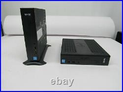 Lot of 2 Dell Wyse Zx0Q Thin Client AMD GX-420CASDC 2.0 GHz 8GB NO HDD