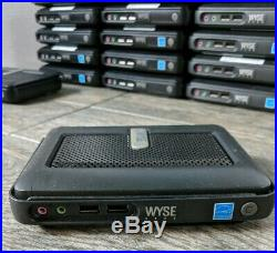 Lot of 22 Dell Wyse Thin Client Cx0 C90LEW 1GHz 2GF 1GR 902169-01L AS IS
