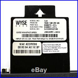 Lot of 25 Dell Wyse Tx0 Thin Client Xenith 2 PXA 510 1.0GHz 909576-01L