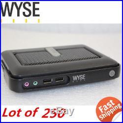 Lot of 250 Dell Wyse Xenith C00X CX0 128F/512R Zero Thin Client 902196-01L