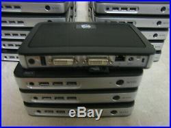 Lot of 34 Dell Wyse Tx0D Thin Client Computer Lot READ Description