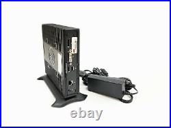 Lot of 4 Dell Wyse 5010 16GF/4GR Dx0D Thin Client AMD G-T48E 1.4GHz with WS7E