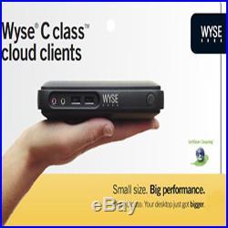 Lot of 450 Dell Wyse Xenith C00X CX0 128F/512R Zero Thin Client 902196-01L
