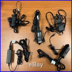 Lot of 5 Dell WYSE P25 TERA2 512R RJ45 US Thin Client Model PxN 01FYW2 Adapters