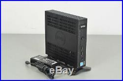 Lot of 5 Dell/Wyse DX0D AMD G-T48E 1.4GHz 2GB ThinOS Thin Clients 909639-01L