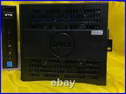 Lot of 5 Dell Wyse DX0D Thin Client 4GB Ram 16GB Flash Working Dell 0KNPV5
