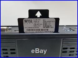 Lot of 5 Dell Wyse Z90DW 909585-21L Zx0 G-T56N 1.65 GHz Thin Client-NO RAM/HDD