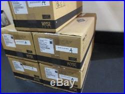 Lot of 5 New Cx0 Wyse Thin Client 902175-01L C10LE WTOS 1G 128F/512R DVI ES US