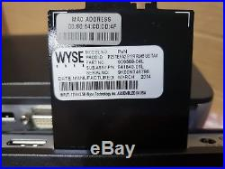 Lot of 5 WYSE Dell Zero Thin Client PxN P25 TERA2 512R RJ45 US 909569-04L