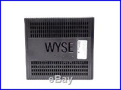 Lot of 5 WYSE Thin Client D90D7 909654-21L DX0D 16/4 F/R WS7E with A/C & Stand