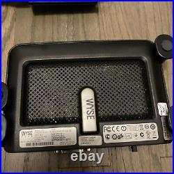 Lot of 5 Wyse Thin Client Cx0 C90LEW WES 1G 2GF/1GR DVI US 902169-01L