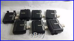 Lot of 7 wyse thin client cxo 902175 With ADAPTERS