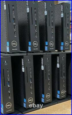 Lot of 8 Dell Wyse 5070 Thin Client Intel Celeron J4105 P/N N11D