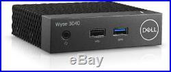 NEW DELL Wyse 3040 Thin Client INTEL Atom Quad Core INC. DisplayPort Adapter