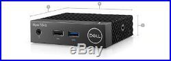 New Dell Wyse 3040 Thin Client, Intel Atom Quad Core, 2gb Ram, 8gb Fl. A