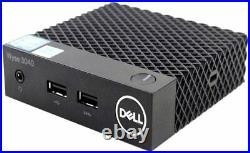 New Mini PC Dell Wyse 3040 Thin Client Desktop Virtual
