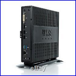 New Open Box WYSE Z50D Thin Client 2GB HD 2GB RAM LINUX 11.3.106 DVI DP USB 3.0