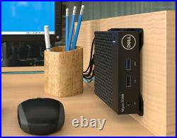 New Wyse 3040 Thin Client Virtual Desktop Experience