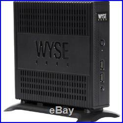 New Wyse 5000 5012-D10D Desktop Slimline Thin Client AMD G-Series T48E Dual-co