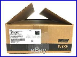 Open Original Box Wyse PxN P25 TERA2 512R RJ45 US Thin Client Full Set