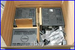 Set of 12 DELL Wyse 5010 PCoIP Thin Clients + Accessories