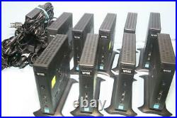 T667- Lot of 9 Dell Wyse HDX 5010 Thin Client D00DX 1.4GHZ, 2GB RAM, 8GB Flash