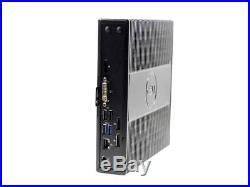 WYSE 7020 Thin Client, AMD GX-420CA 2.0Ghz, 4GB, 64GB Flash, Win 7 Embedded, DELL