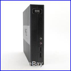 WYSE Thin Client Z90 Z90D7 909586-02L 1, 65GHz 4GB Flash 2GB DDR3 RAM WS7E WES7