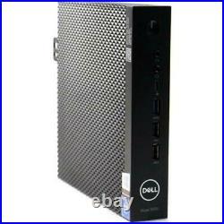 Wyse 210-ARLC 5000 5070 Thin Client Intel Celeron J4105 Quad-core (4 Core)