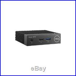 Wyse 3000 3040 Thin Client Intel Atom X5-Z8350 Quad-core 1.44 GHz 2 GB 4TP5V