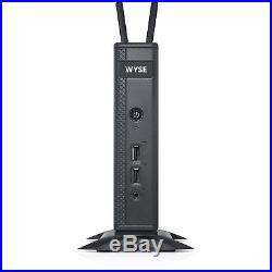Wyse 5000 5020 Thin Client AMD G-Series Quad-core (4 Core) 1.50 GHz