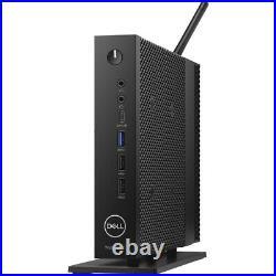 Wyse 5070 Thin Client, J4105, 1.50 GHz, 4GB/16GB Flash, Wyse Thin OS, RJ-45