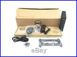 Wyse (9MKV0) 5010 Thin Client Thin OS 8.1 AMD G-T48E 1.40GHz 2GB 8GB FLASH