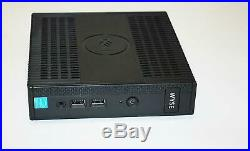Wyse D90D7 1.4 GHz 4 GB 16 GB Thin Client 909654-71L AS IS 800134794