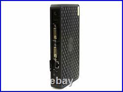 Wyse Thin Client N03D-3030 Intel Celeron CPU N2807 1.58GHz 4 GB Ram 16 GB SSD