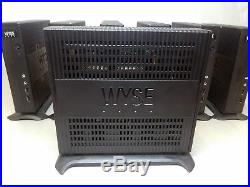 Wyse Z50S Thin Client Zx0 AMD G-T52R 1.5GHz 2GB RAM 2GB Flash (Lot of 7)