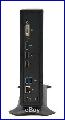 Wyse Z90S7 AMD Radeon 1.5 GHz 2 GB Memory 4 GB Flash Thin Client